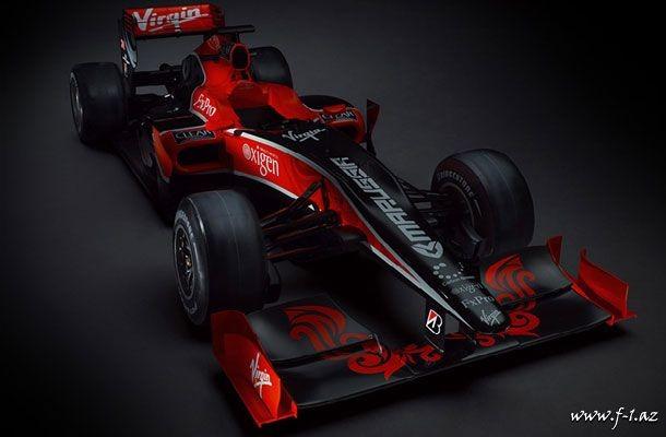 Virgin Racing yeni maşınını təqdim edib