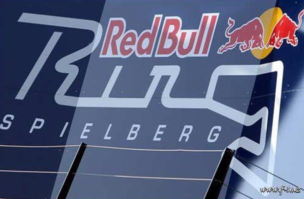 Red Bull Ring avtodromu açılıb