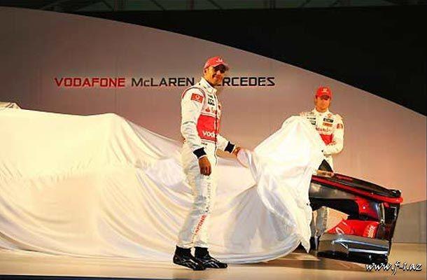 McLaren yeni maşını fevralın 4-də göstərəcək