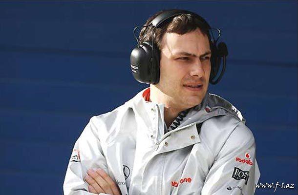 Q.Paffet McLaren-lə müqaviləsini uzadıb