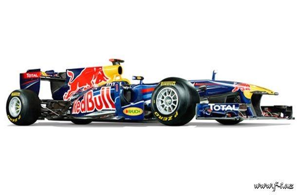 Red Bull maşınları artıq Valensiyaya göndərilib
