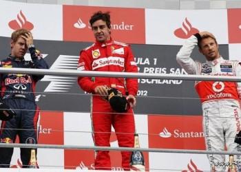 Almaniya Qran Prisi: Yarış