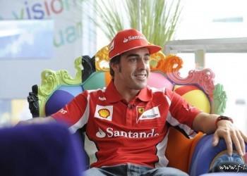 F.Alonso şəxsi sponsorlardan gəlirə görə liderdir
