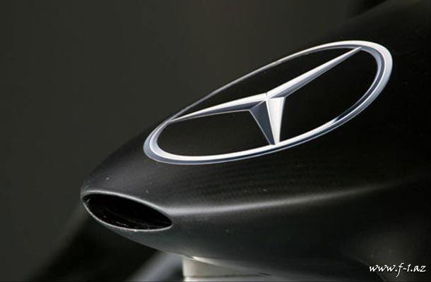 Mercedes AMG-nin yeni şassisi üzərində iş qurtarmaq üzrədir