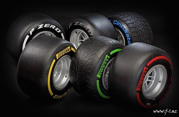 İtaliya Qran Prisi: Pirelli – Medium və Hard