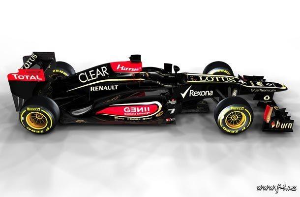Lotus F1 Team – E21 (video)