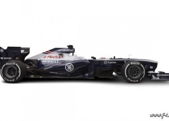 Williams F1 Team – FW35 (video)