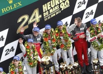 WEC: Audi – T.Kristensenin 9-cu qələbəsi
