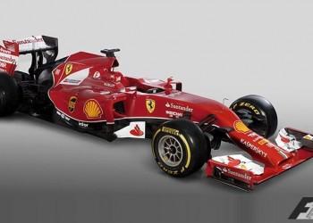 Scuderia Ferrari – F14 T (video)