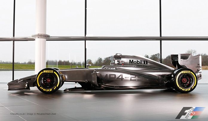 McLaren Mercedes – MP4-29 (video)