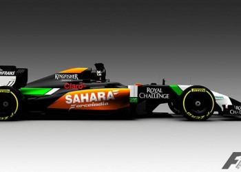 Sahara Force İndia F1 Team – VJM07 (video)