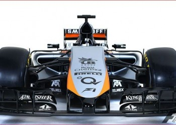 Sahara Force İndia F1 Team – VJM08 (video)