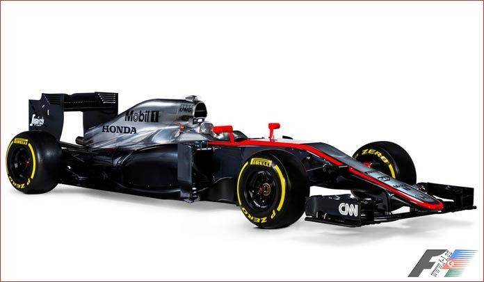 McLaren Honda – MP4-30 (video)