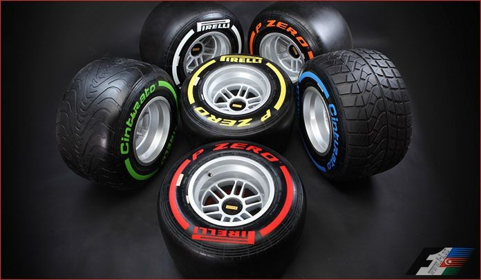 İtaliya Qran Prisi: Pirelli – Soft və Medium