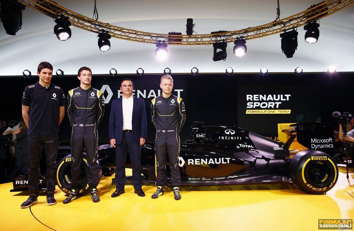 """Renault: """"Qısa müddətdə hədəfimiz yoxdur"""""""