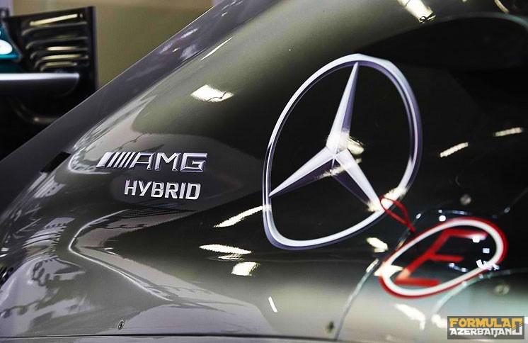 """Mercedes AMG: """"Həmilton Çində problem yaşadığı mühərrikdən hələ istifadə edəcək"""""""
