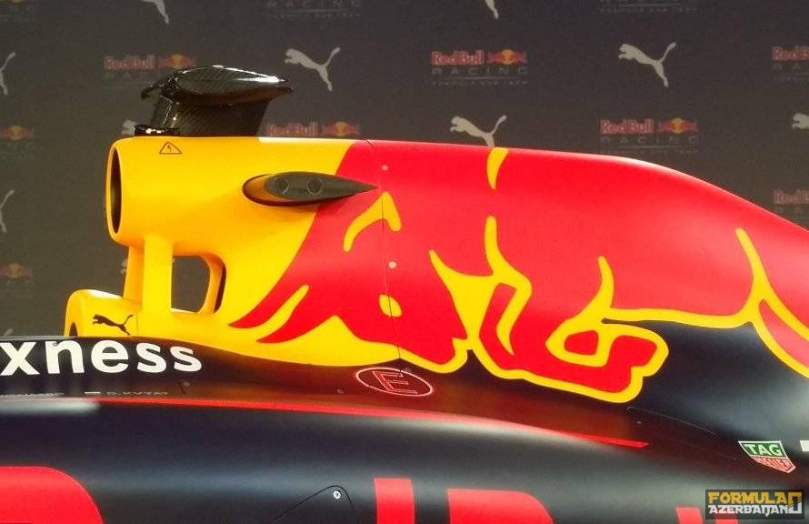 """K.Horner: """"Red Bull-u siyahıdan silməyin"""""""