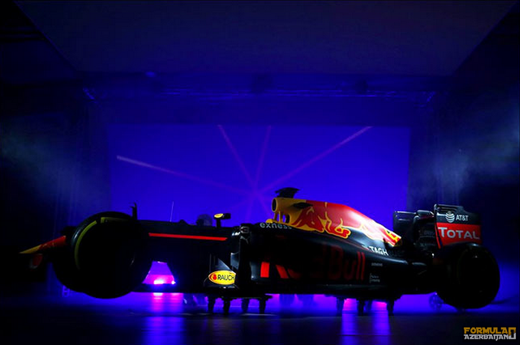 Red Bull Racing – Red Bull RB12