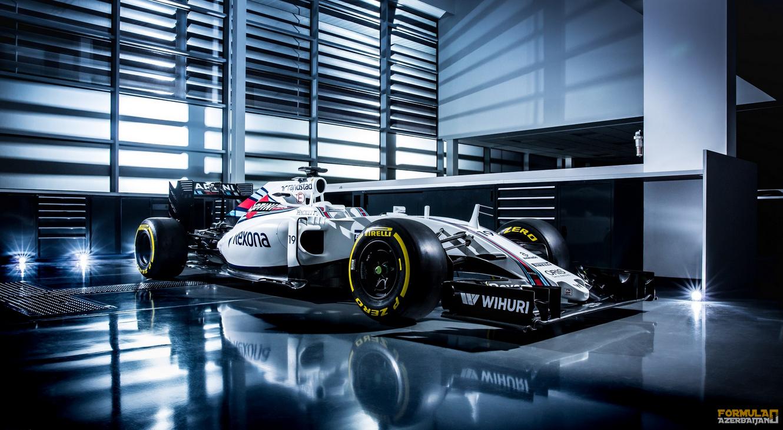 Williams Martini Racing – Williams FW38