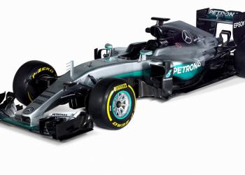 Mercedes AMG Petronas F1 Team – Mercedes W07 Hybrid