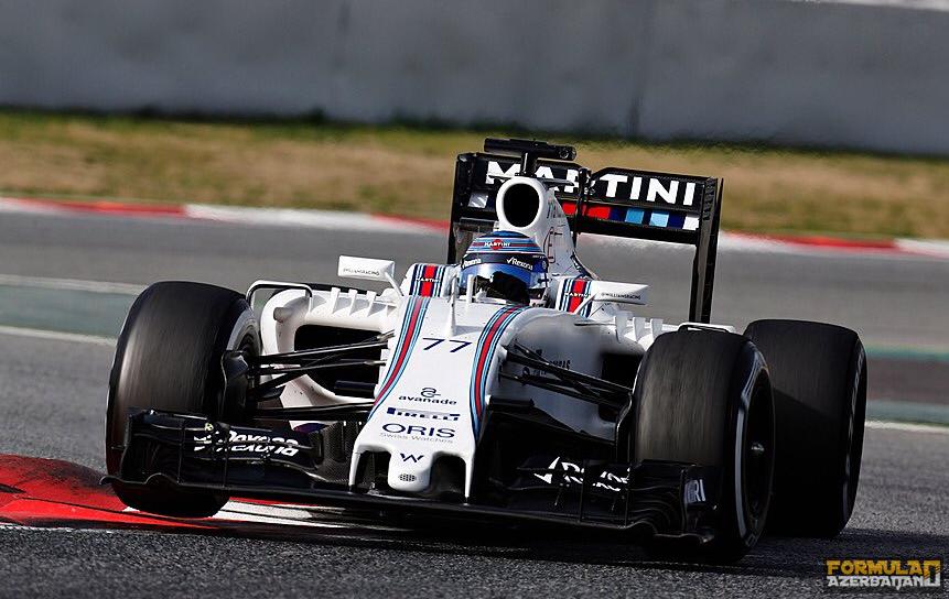 Williams-ın hədəfi Ferrari ilə 2-cilik uğrunda mübarizədir