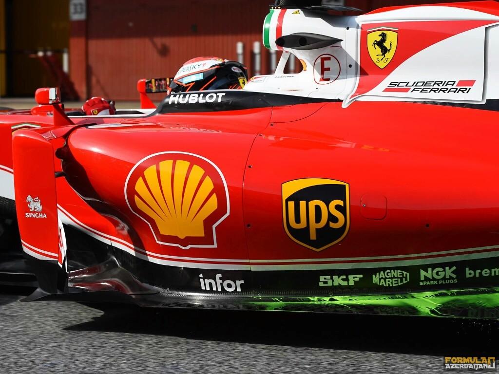 Ferrari sürücüləri yeni mühərriyə keçdilər