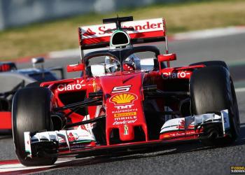 Ferrari Avstriyada Halonun yeni versiyasını test edəcək