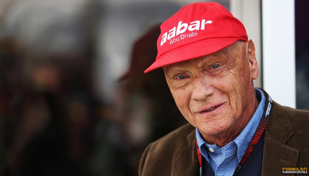 """N.Lauda: """"Ferrari bizə yaxınlaşıb"""""""