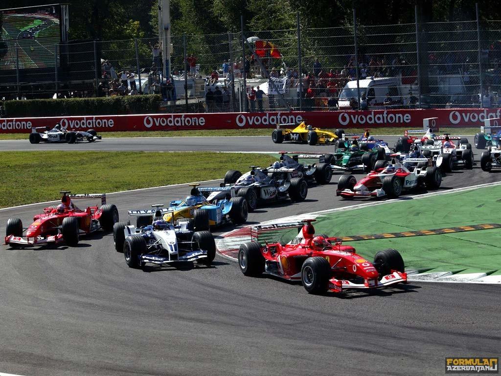Formula1 tarixinin ən sürətli yarışı
