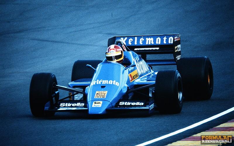 Huub Rothengatter, Grand Prix of Europe, 1985