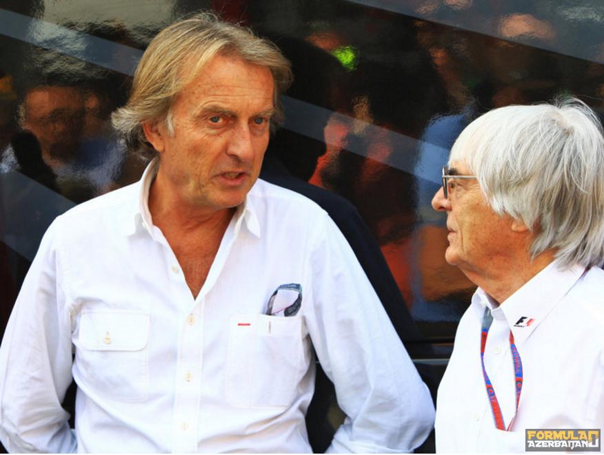 """L.di Montedzemelo: """"Ferrari Rikkardonu transfer etməlidir"""""""