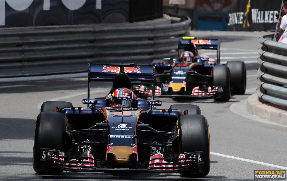 Toro Rosso sürücüləri Macarıstandan yaxşı nəticə gözləyirlər