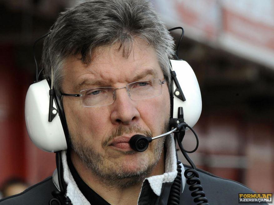 R.Braun Formula1-ə qayıdır?