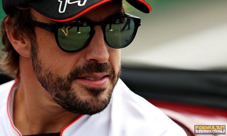 """F.Alonso: """"Ferrari yenidən güclənəcək"""""""
