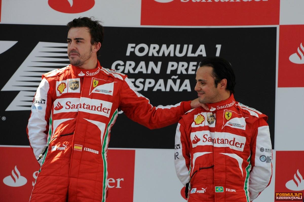 """F.Massa: """"Alonsonun üzünə söydüm, amma…"""""""