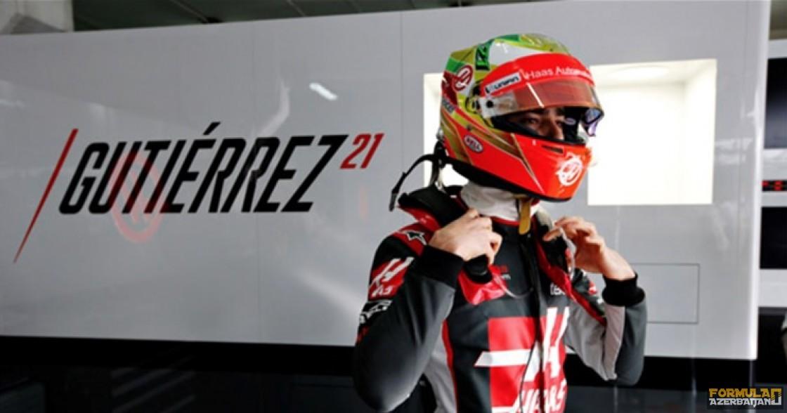 """E.Qutyerres: """"Formula1-də qalmaq istəyirəm"""""""