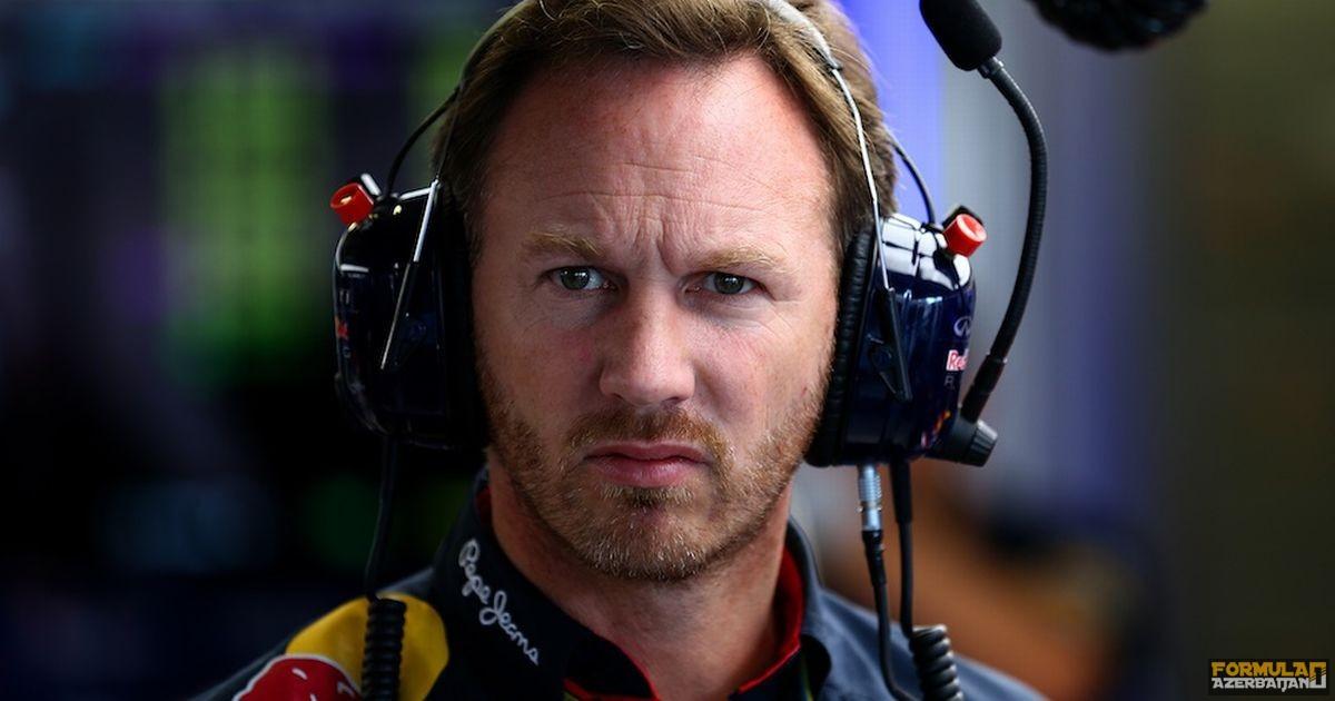 "K.Horner: ""Formula1 üçün əsas şoudur"""