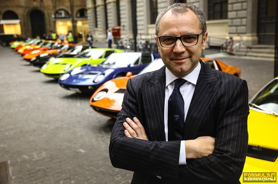 Lamborghini Formula1-ə qayıdacaq?