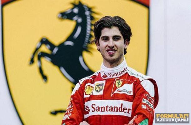 A.Covinatsi Sauber-də çıxış edəcək?
