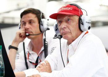 T.Volff və N.Lauda daha 3 il bir yerdə çalışacaqlar