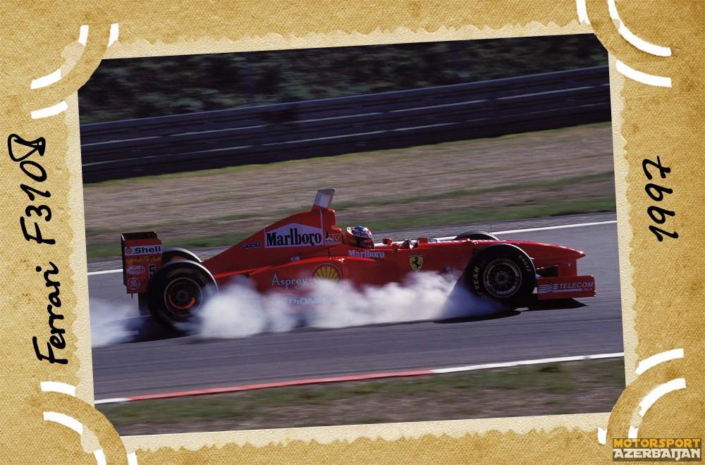 Ferrari, Scuderia Ferrari, Ferrari F310B, 1997
