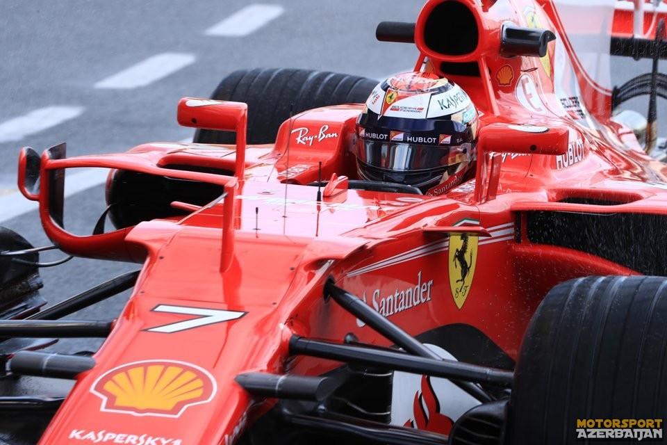 """M.İzola: """"Ferrari sürətli görünür"""""""