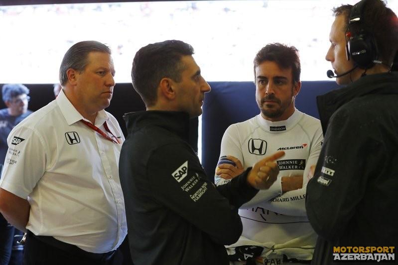 """Z.Braun: """"Alonso dünyanın ən yaxşısıdır"""""""