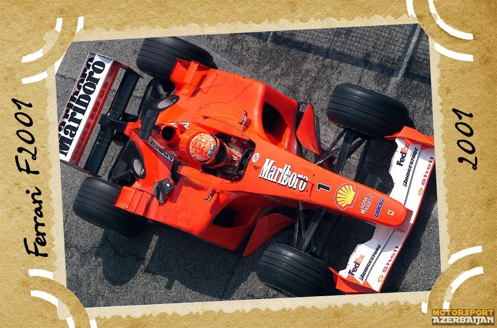 Ferrari, Scuderia Ferrari, Ferrari F2001, 2001, Michael Schumacher, Rubens Barrichello