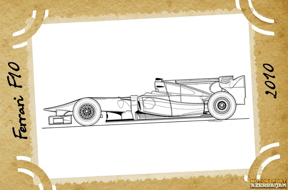 Ferrari, Scuderia Ferrari, Ferrari F10, 2010, Fernando Alonso, Felipe Massa