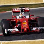 Ferrari, Scuderia Ferrari, Ferrari SF16-H, 2016, Kimi Raikkonen, Sebastian Vettel