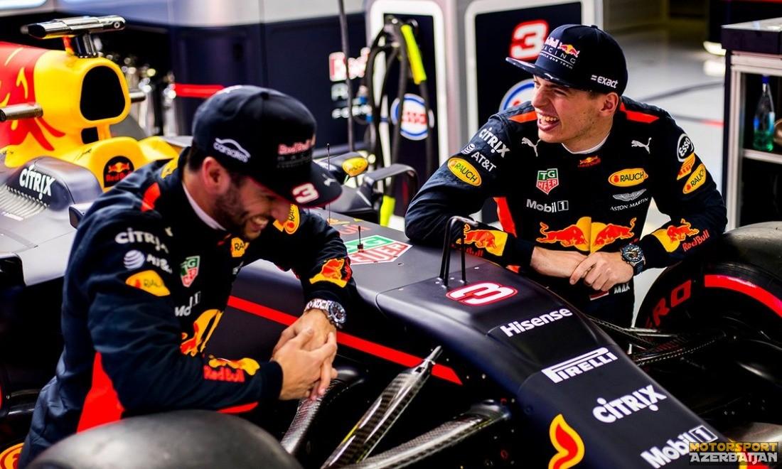 Red Bull sürücüləri Çin və Bəhreyn yarışları barədə nə düşünürlər?