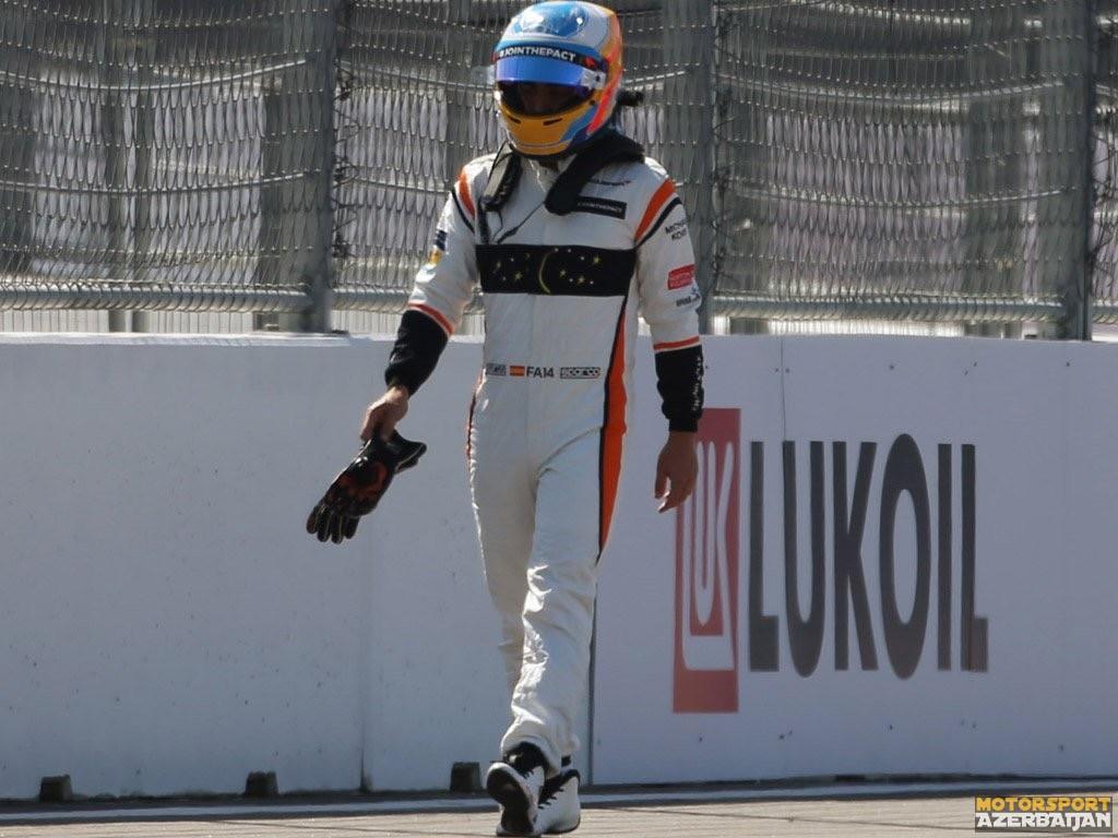 """F.Alonso: """"Komandada heç kim işləmir"""""""