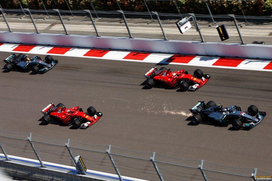 "M.Zurer: ""Komanda əmrini Ferrari yox, Mercedes tətbiq edir"""