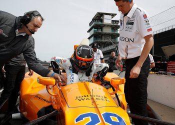 F.Alonso İndy500 yarışına Chevrolet mühərriyi ilə çıxacaq